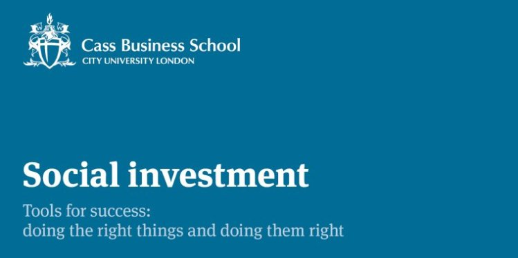 Social Investment Handbook - L
